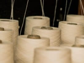 biodegradable fashion made from bacteria that feed on methane